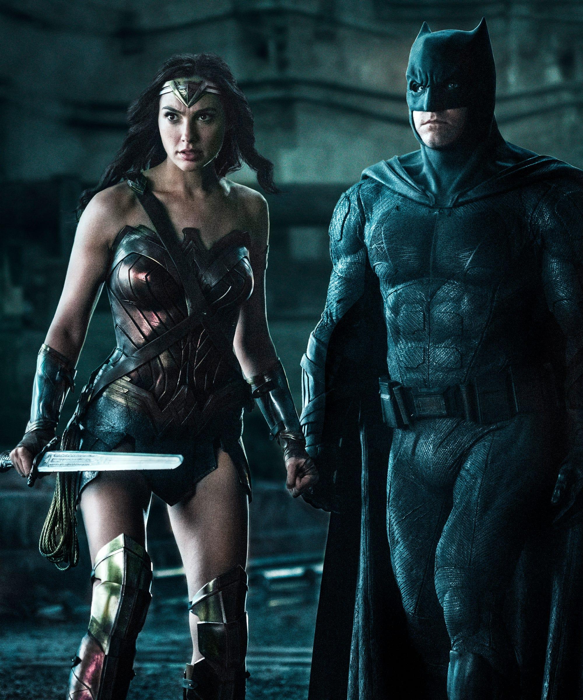 Will batman and wonder woman hook up