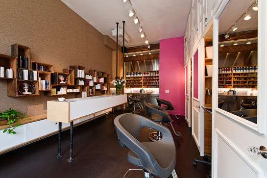 New york city salons bargain haircuts photo courtesy of union beauty winobraniefo Image collections