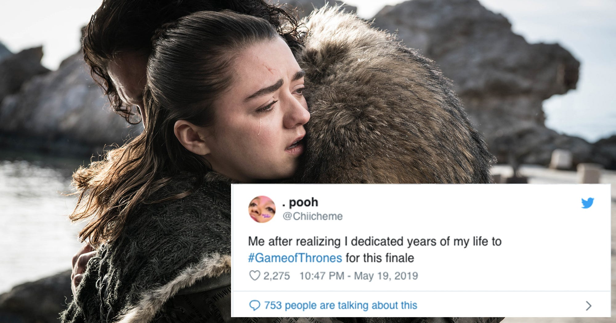 These Game of Thrones Finale Memes Will Help You Cope With The Show's Ending