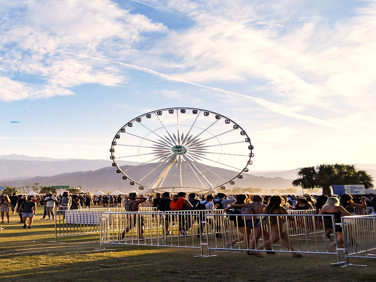 I Took The Google Pixel 3 To Coachella — & It s The Perfect Festival Phone