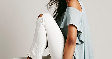 Don't Give These Summer Tops The Cold Shoulder