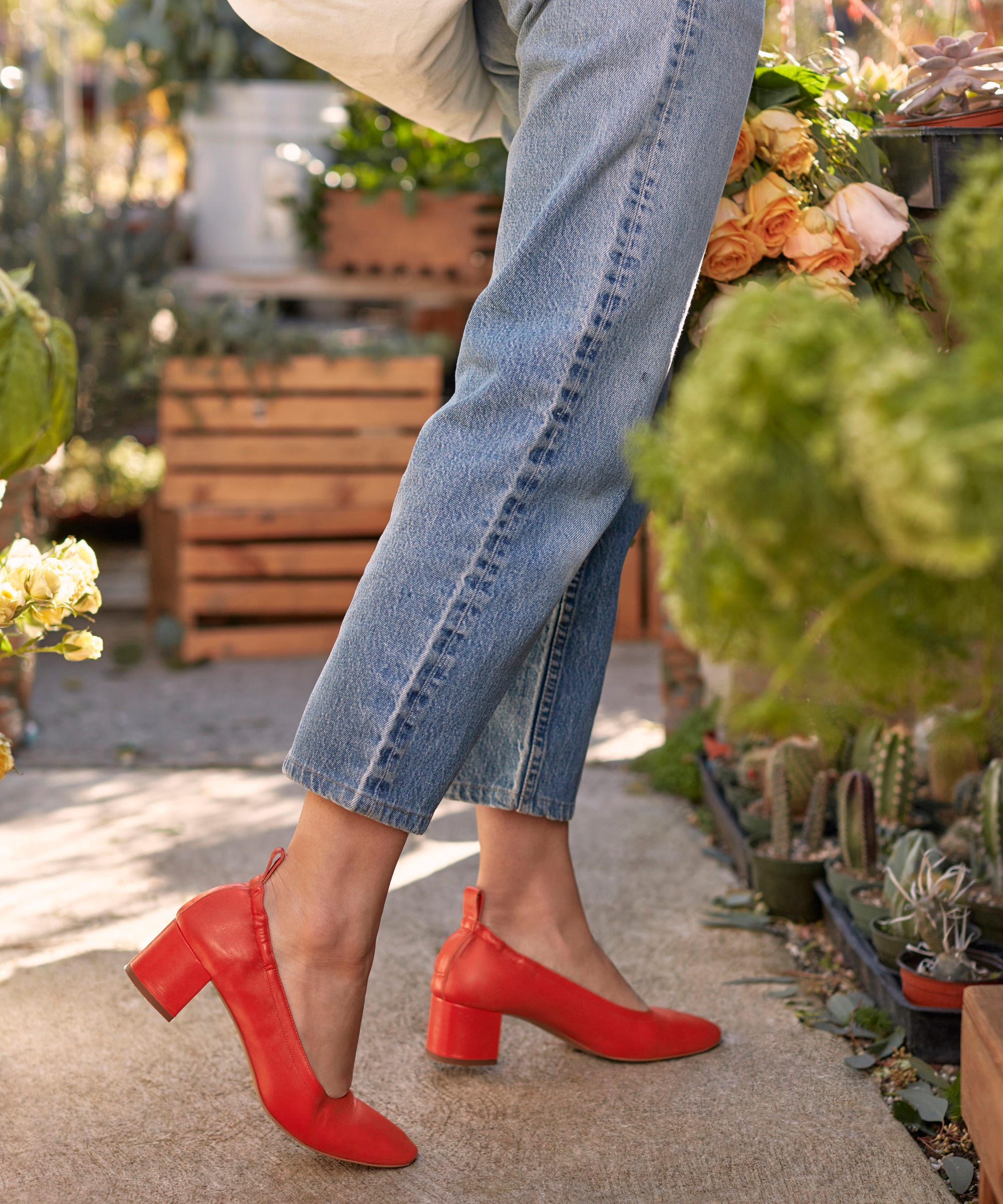 778c95bac22a Everlane New Fall Shoes - Restock Best Selling Day Heel