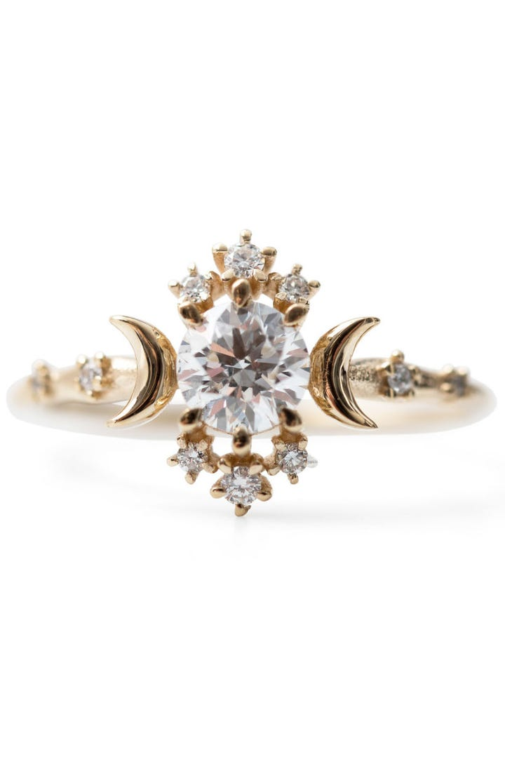 2017 Engagement Ring Trends - Beautiful Wedding Jewelry