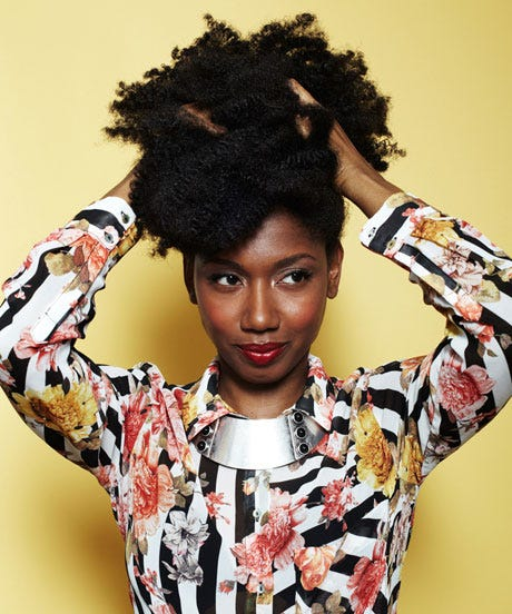 Natural Hairstyles - How To Do African American Hair