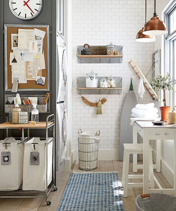 Cute Laundry Rooms Laundry Room Ideas How To Organize Decorate Mud Room