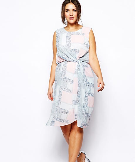 Plus Size Wedding Guest Dresses - Summer Nuptials