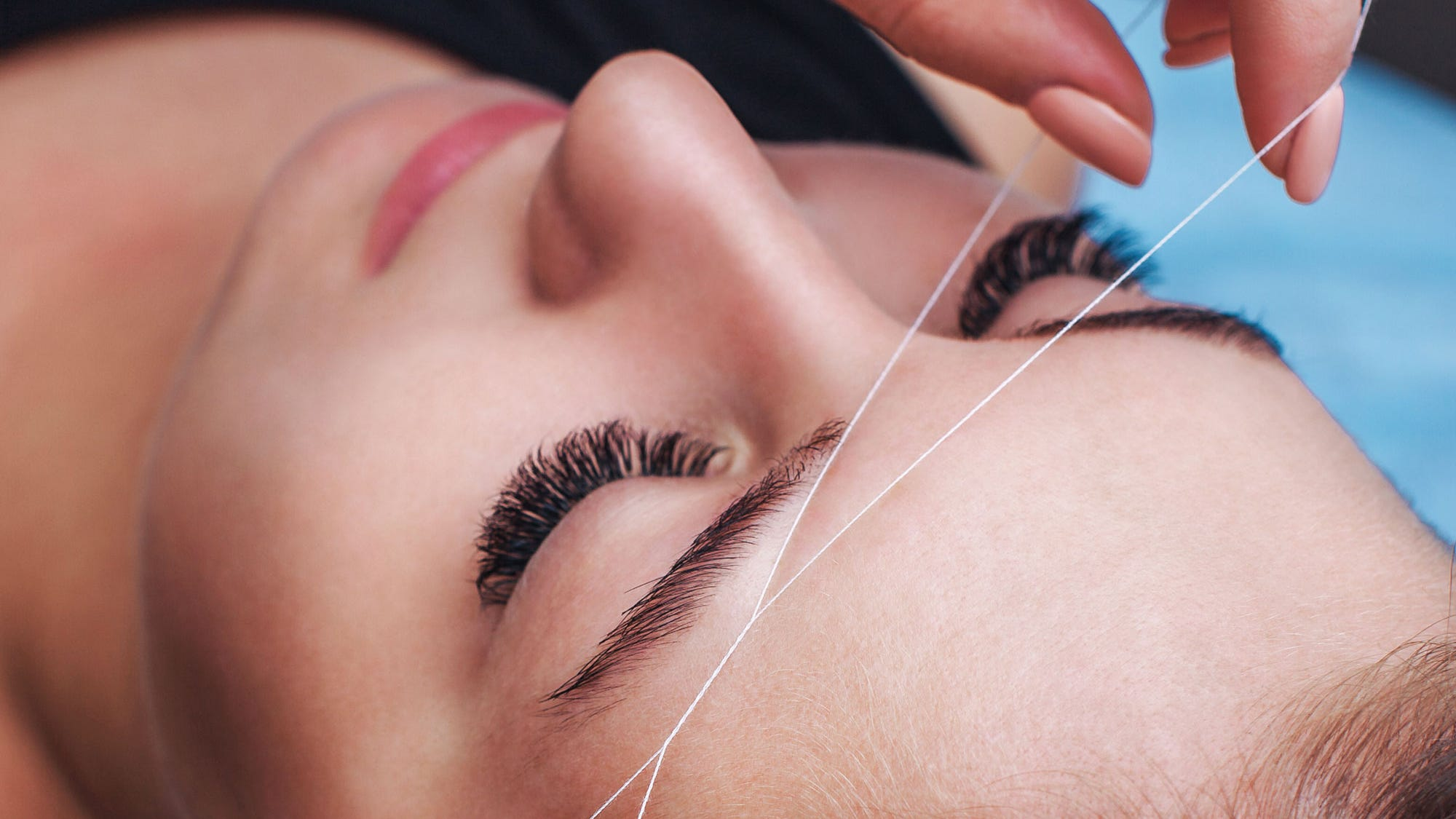 Eyebrow Threading Advice What You Need To Know