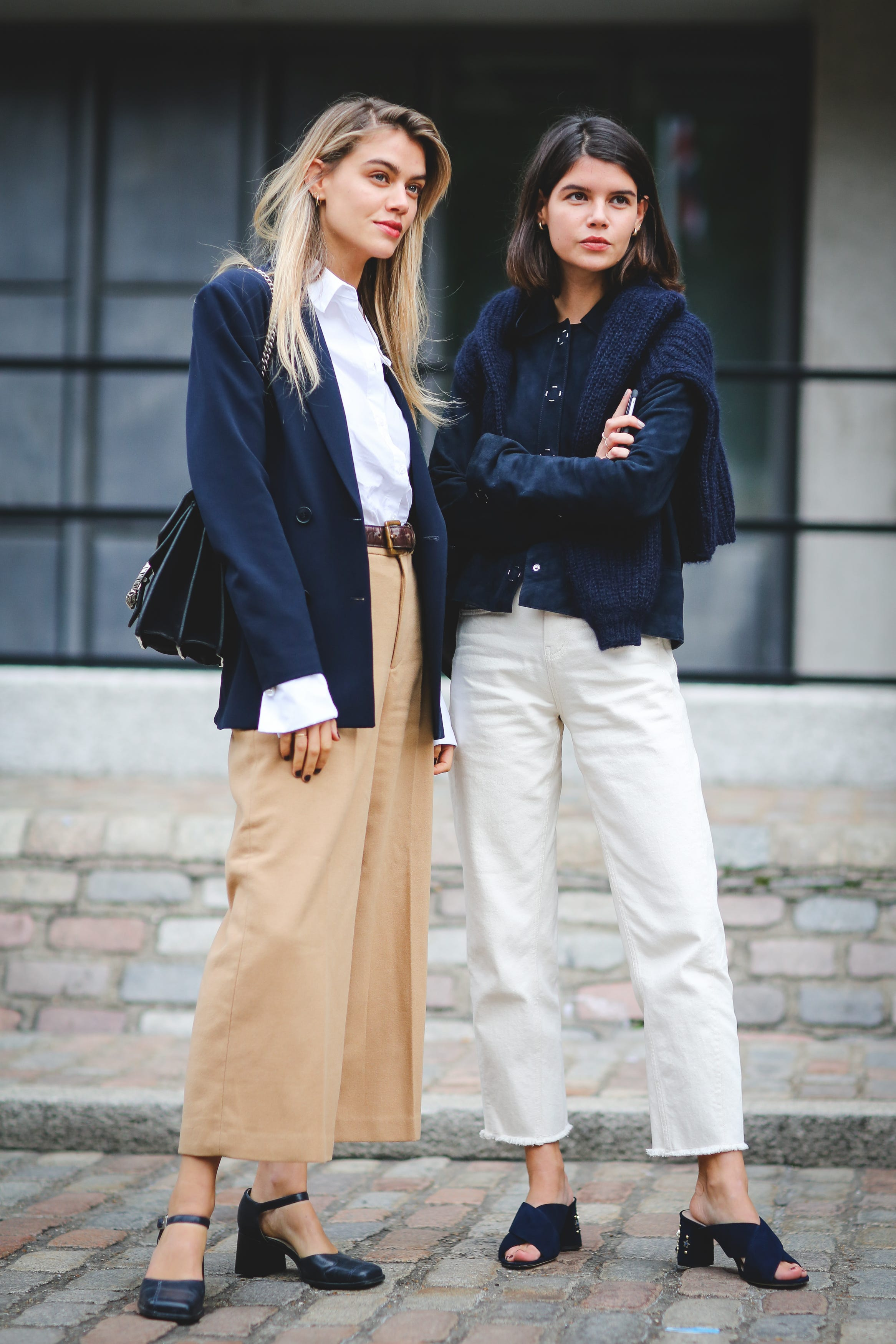 c15bf2c8db6 London Fashion Week Street Style Is All About The High-Low