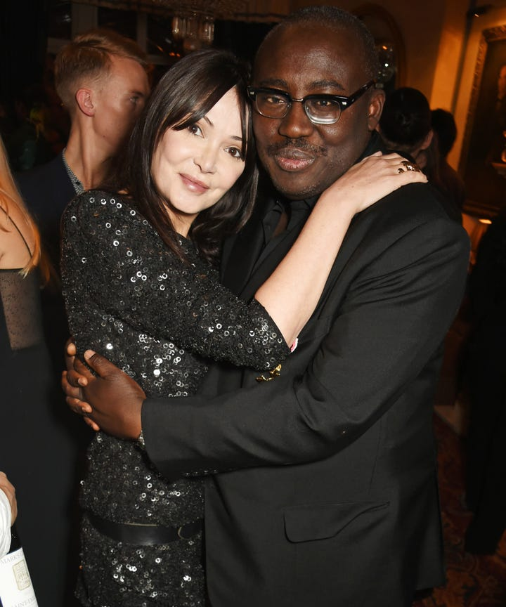 Ladies Of London Star Mcqueen Muse Annabelle Neilson Dead At 49