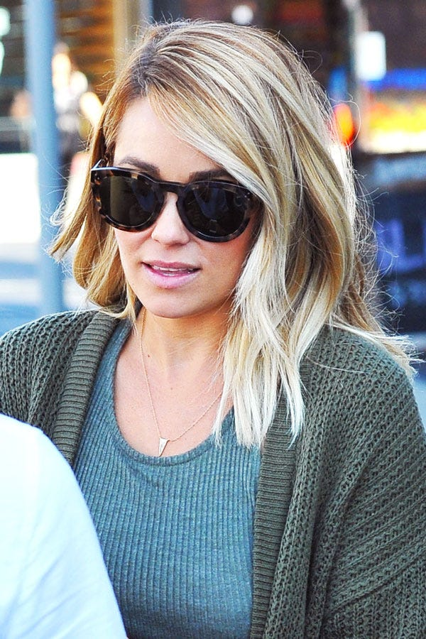 Lauren Conrad Haircut Short Celebrity Hairstyles