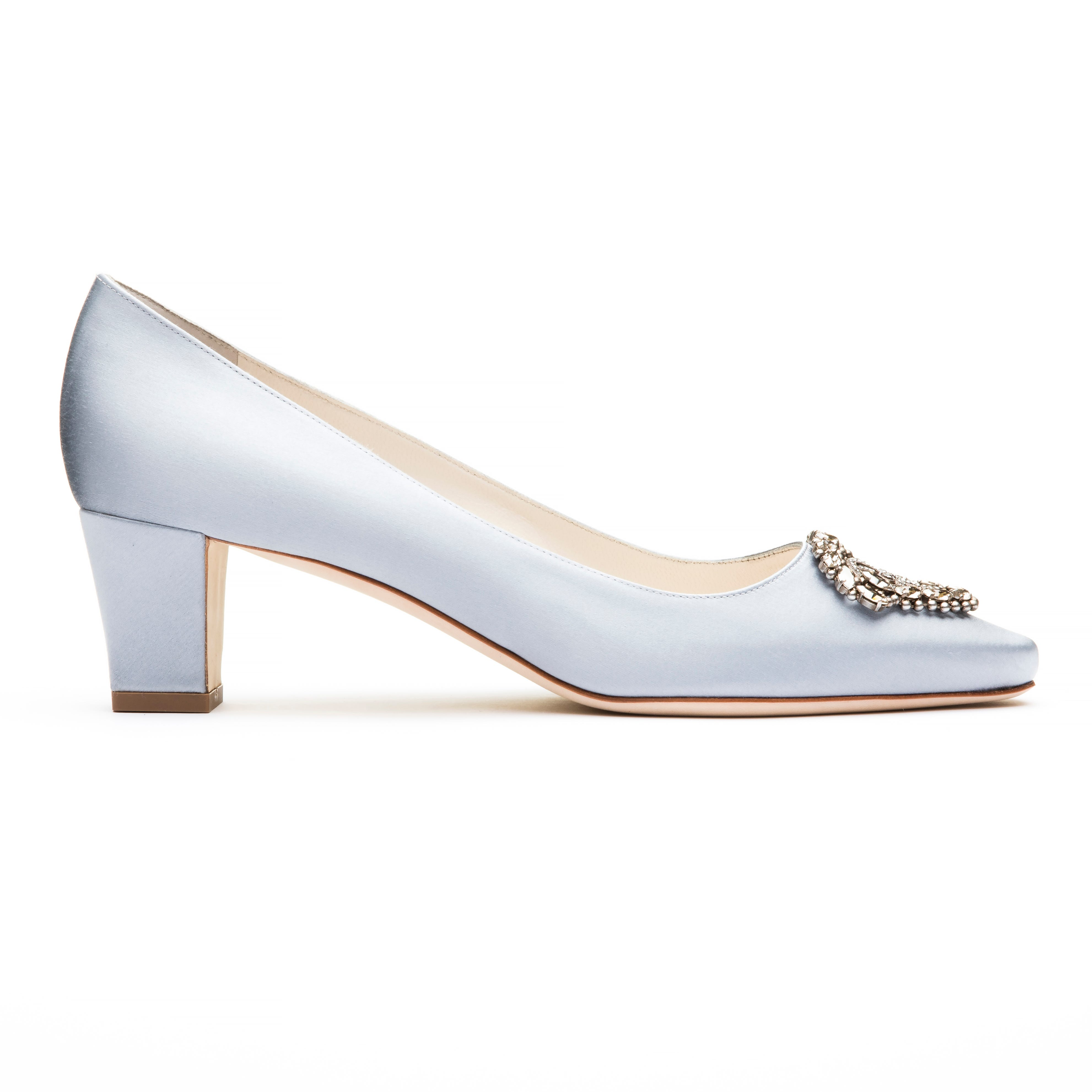 f05a1dbe32f2 Manolo Blahnik Bridal Collection Launch Wedding Shoes