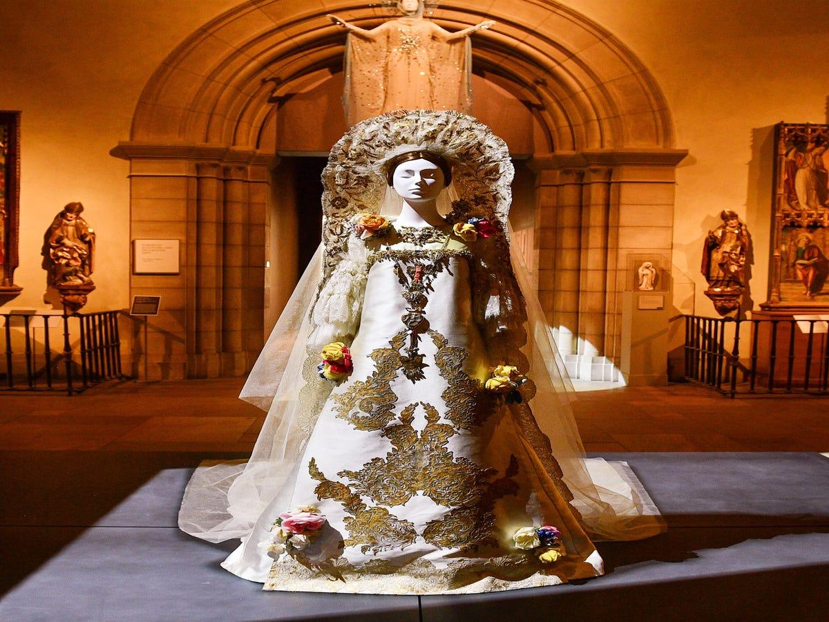 Over One Million People Have Seen The Met s 'Heavenly Bodies' Exhibit
