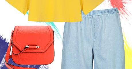 5 Easy Outfits Featuring Your Favorite Summer Staple