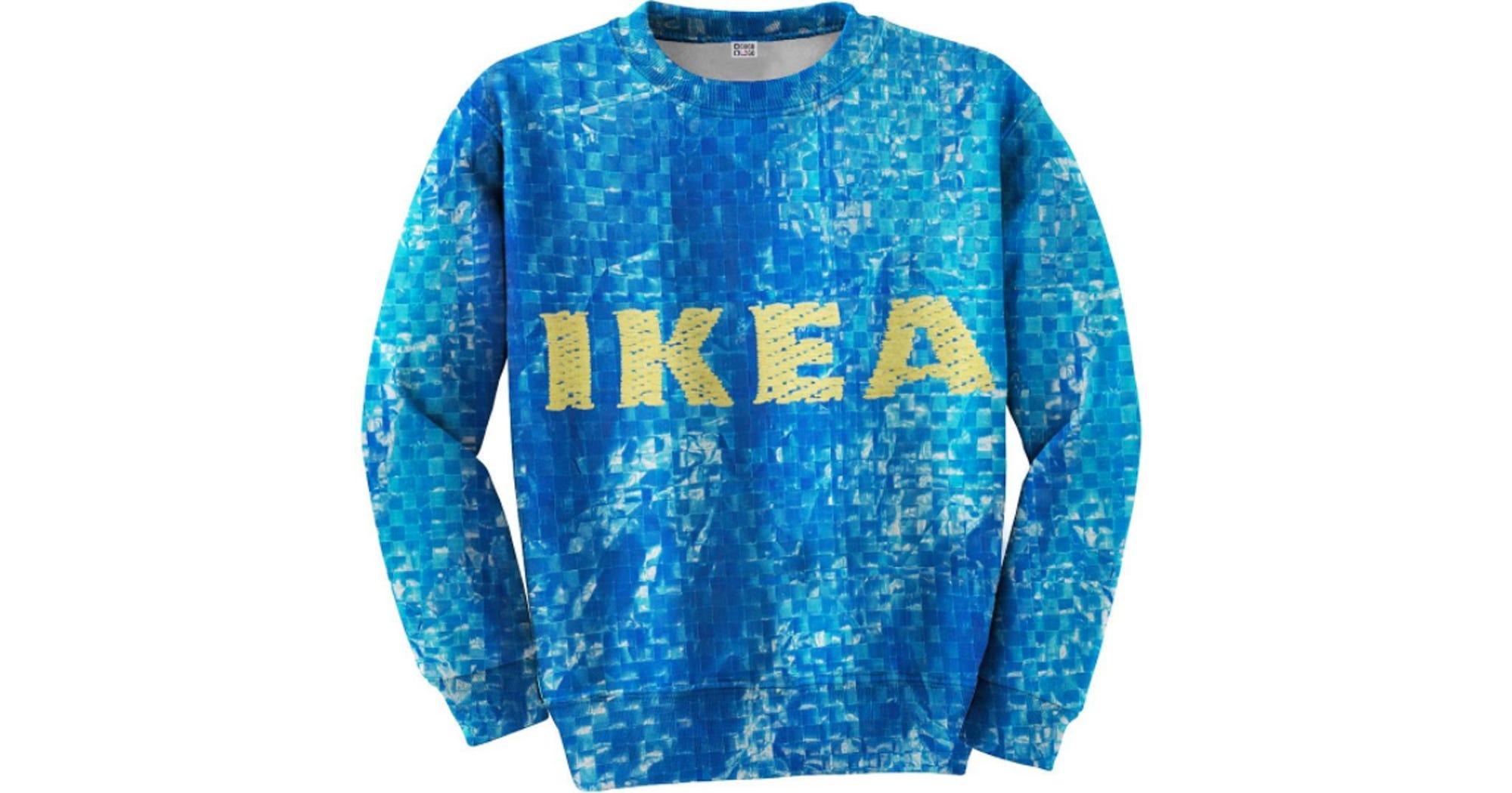 ba460f87086 IKEA Frakta Bag - Funny Fashion Trend