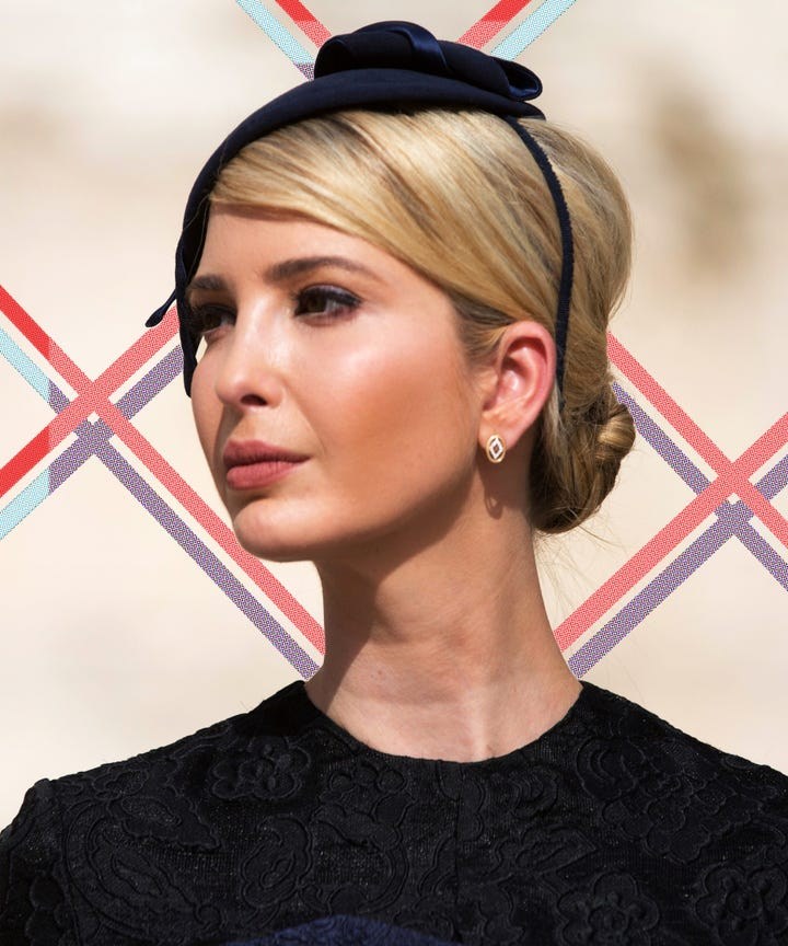 Back In 2007 Ivanka Trump Was Groped On Live Tv By Comedian Andy Dick