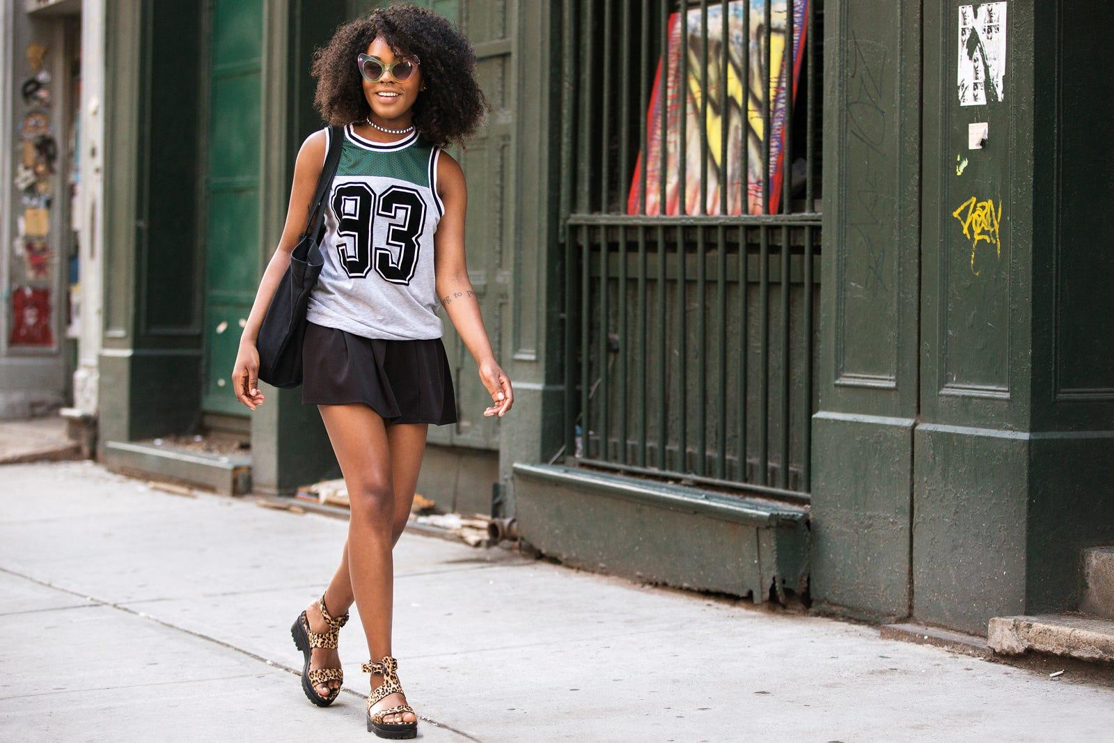 Summer Street Style NYC Fashion