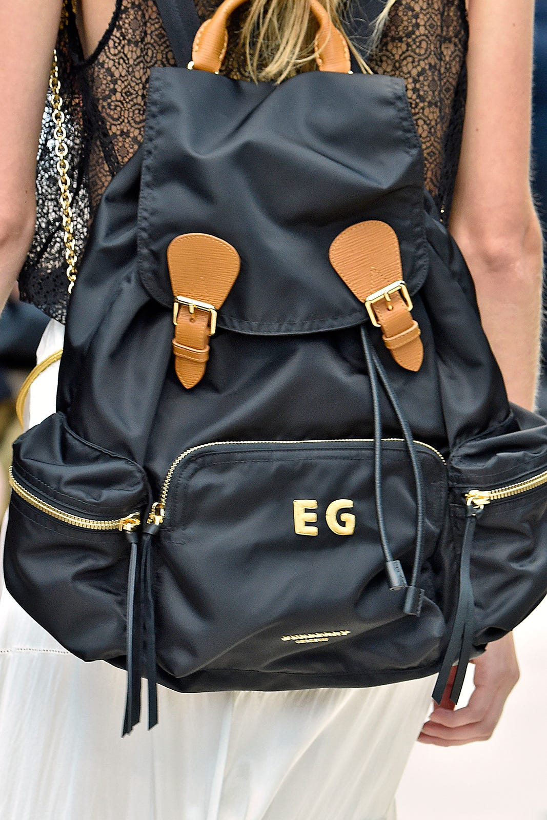 You Can Literally Wear Burberry s New Backpack With Anything (We ve Got  Proof) 6d425de550f7f