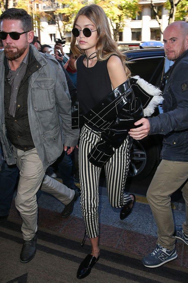 Gigi Hadid Style, Street Style Gigi Hadid Outfits