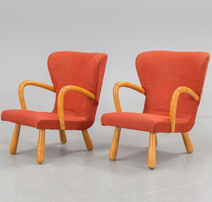 vintage ikea furniture auction price