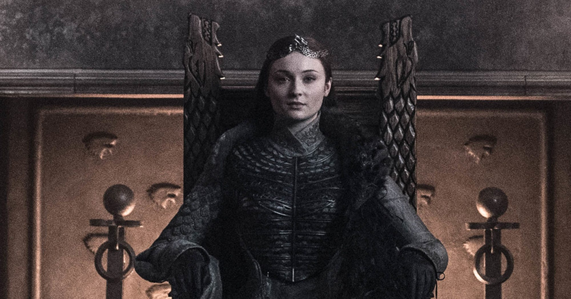 All The Hidden Meanings Behind Sansa Stark's Finale Look