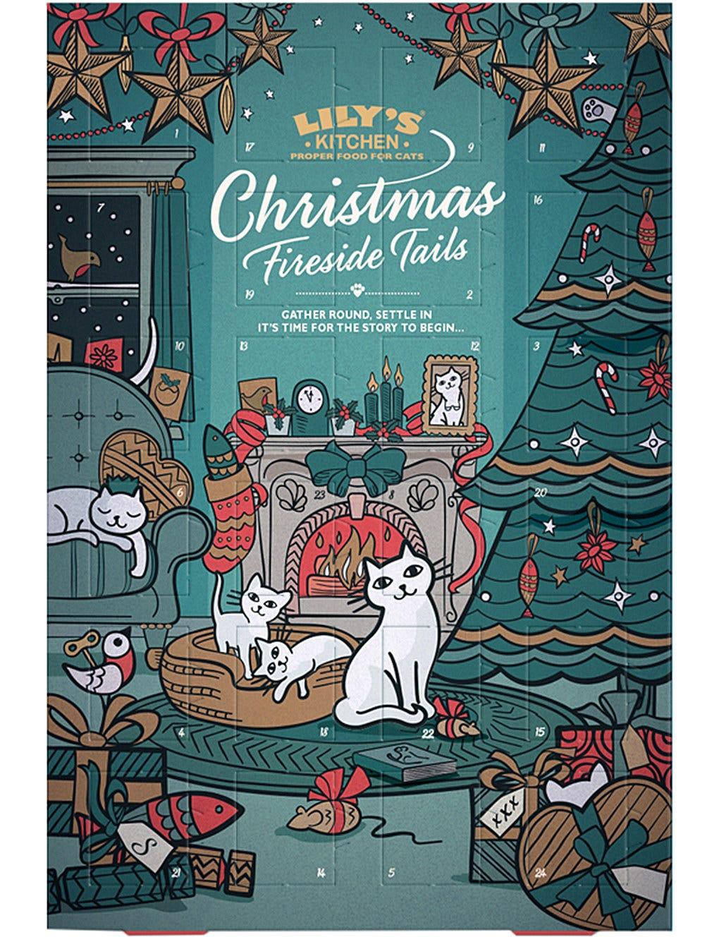 Food & Drink Advent Calendar Ideas For Christmas 2018
