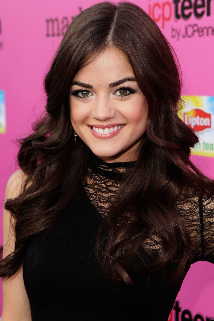 Lucy Hale Hair Color 2013 73840 Infobit