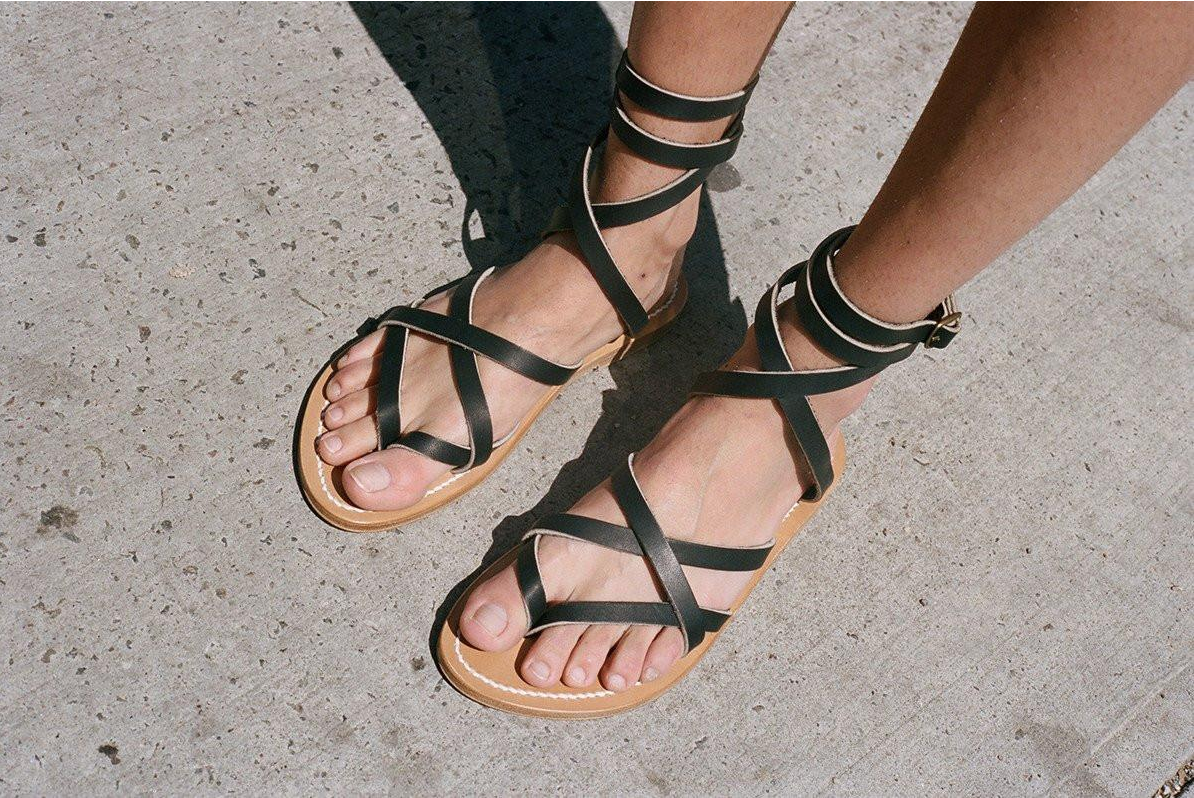 0329a1c07d20 Cute Toe Ring Sandals - Spring Summer 2018 Shoe Trend