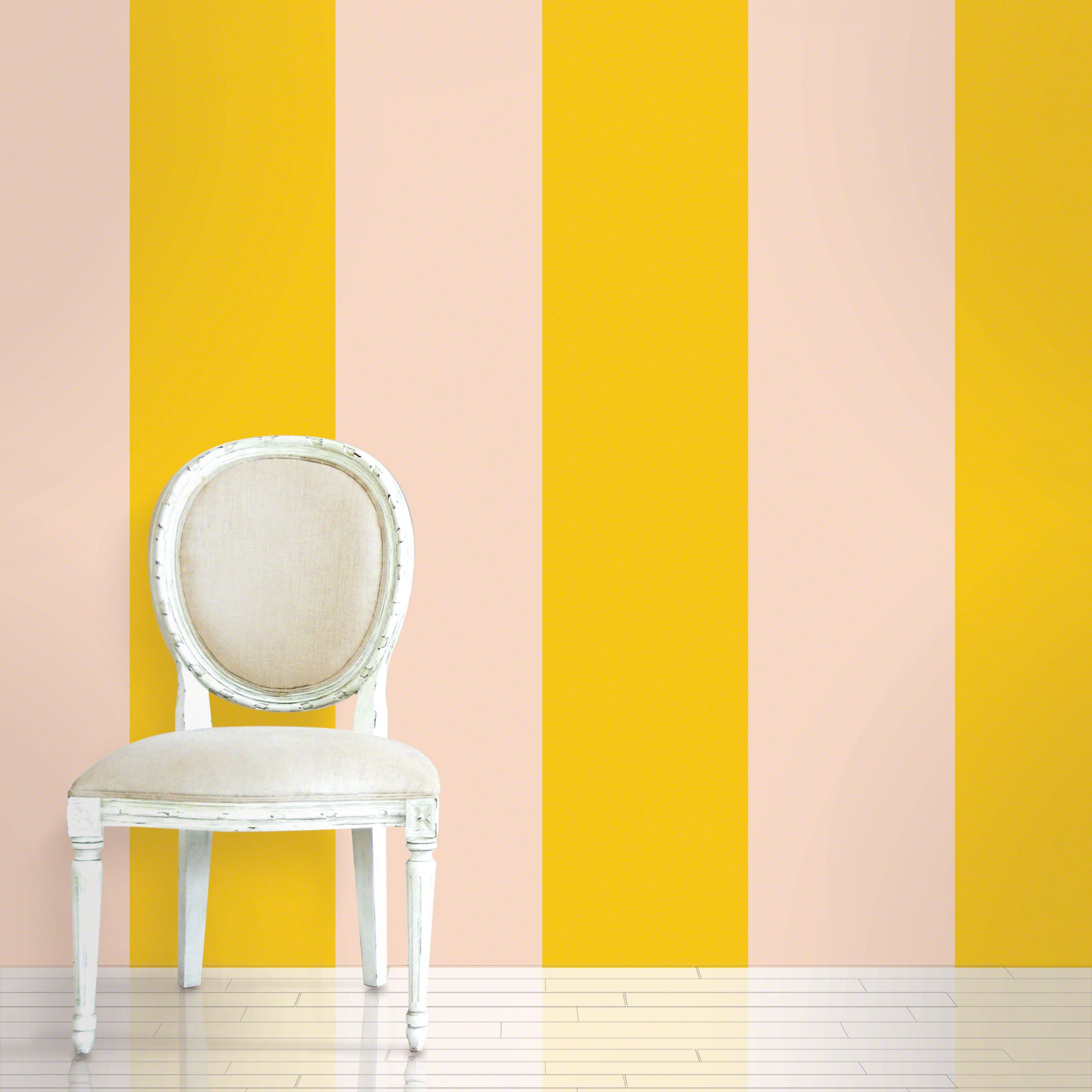 Easy Peel And Stick Wallpaper - Cute Apartment Wall Art