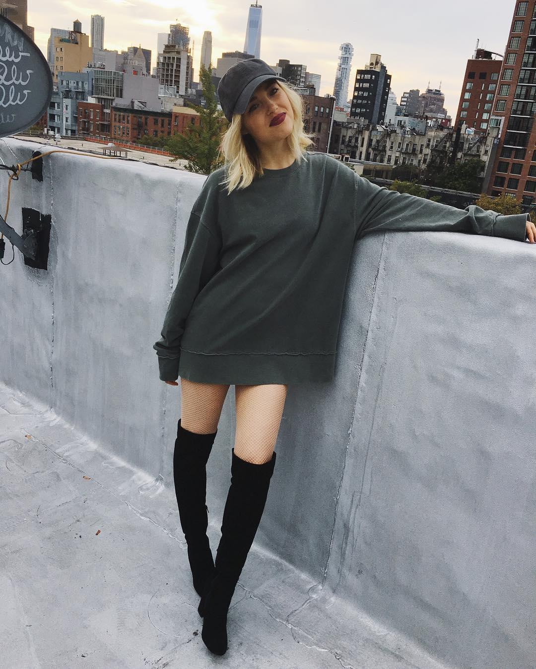 Anna Wintour Yeezy Costume Instagram Photos