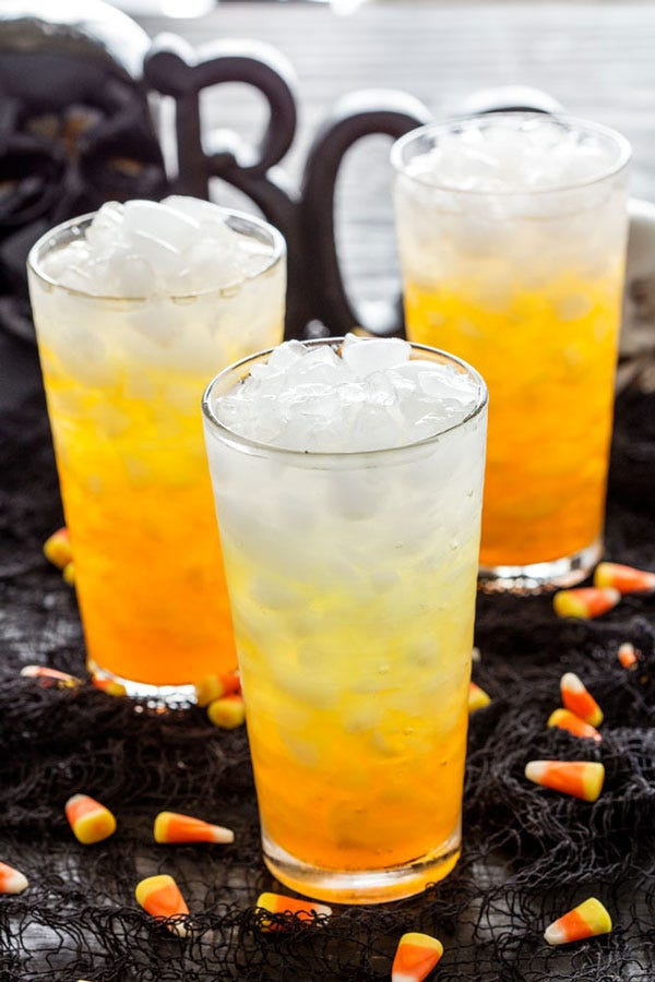 halloween punch bowl recipes party drinks ideas 2018