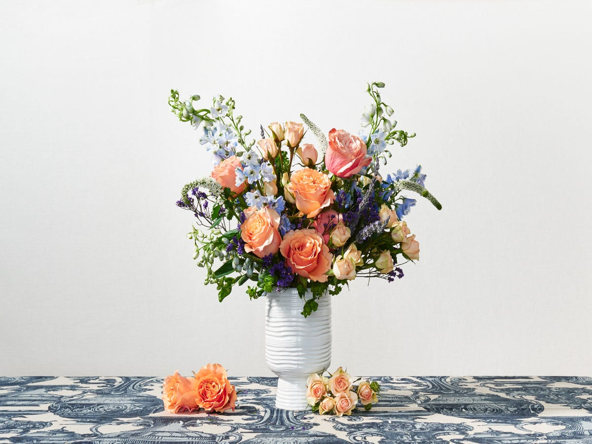 The Best Online Flower Shops For Last-Minute Mother s Day Gifts