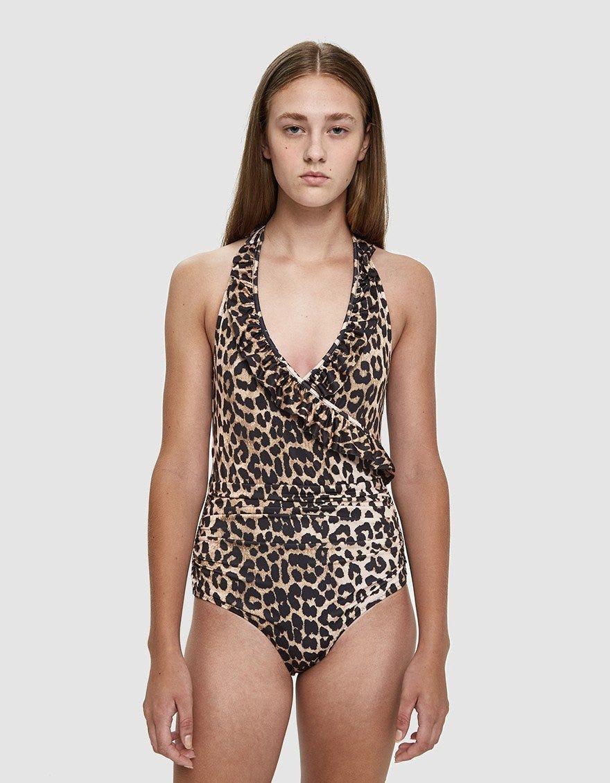 4bf82da228 Leopard Swimsuit Trend  Cute Bikinis   One-Pieces 2019