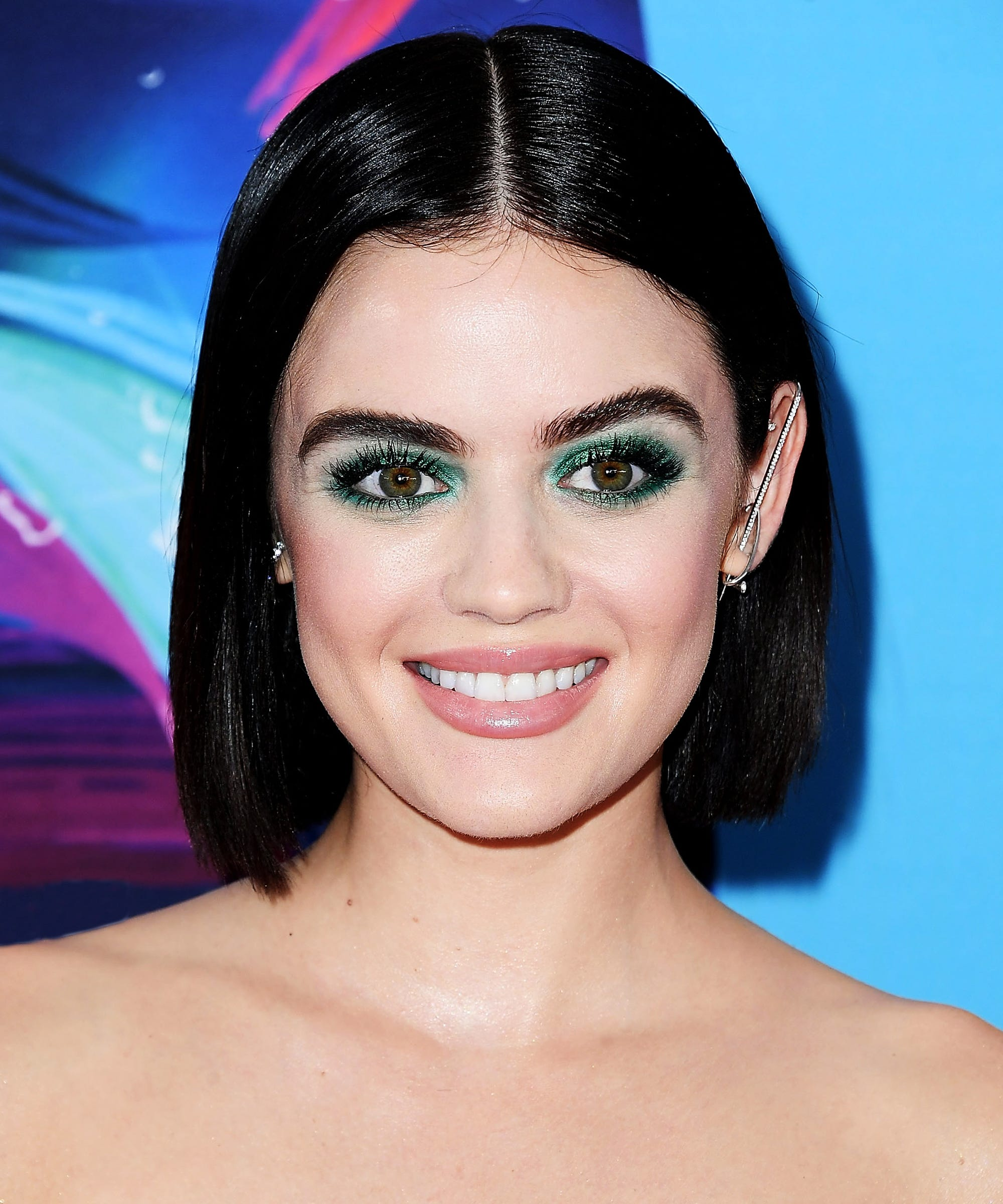 How To Wear Green Eyeshadow Eyeliner For Spring 2019
