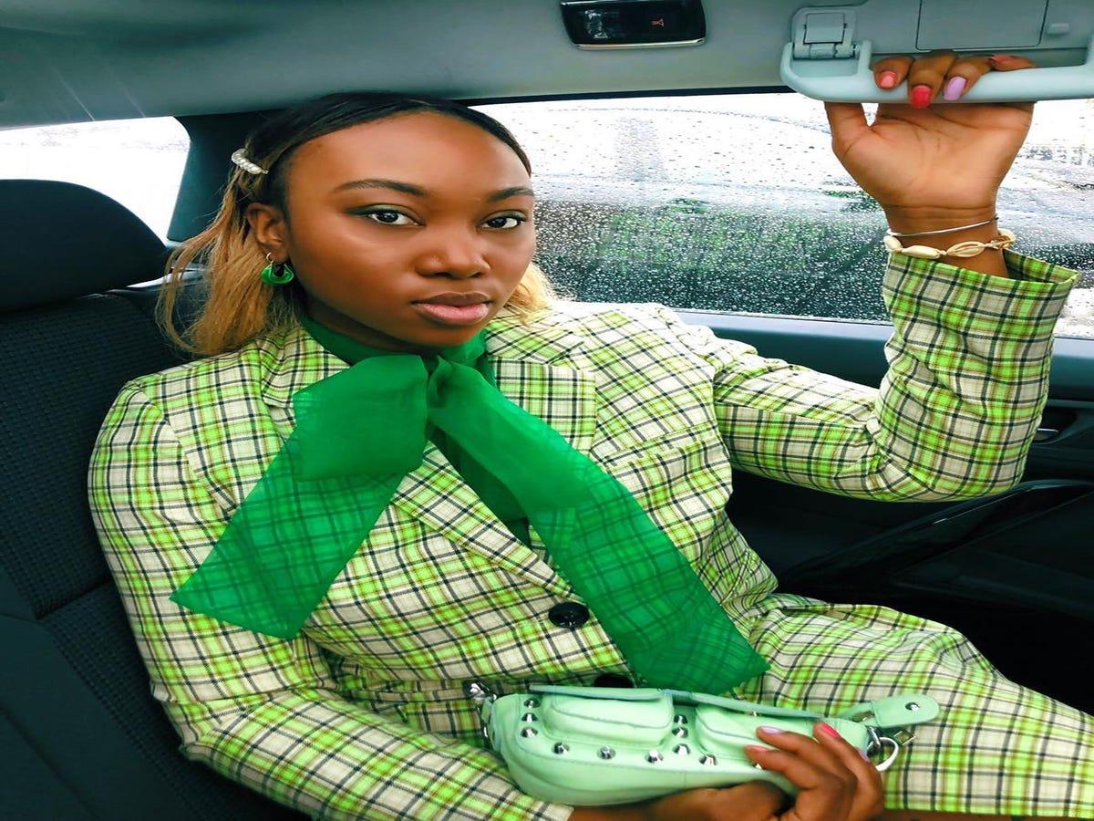 How To Wear Blazers Like Our Instagram Crush Nnenna Echem