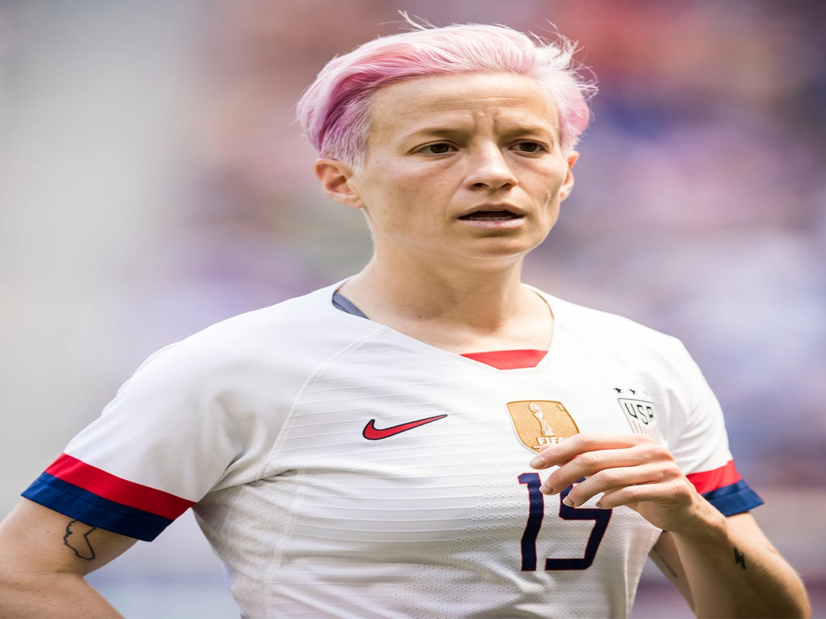 Megan Rapinoe Wants To Know: Why The  Resistance  To Paying Women In Soccer?