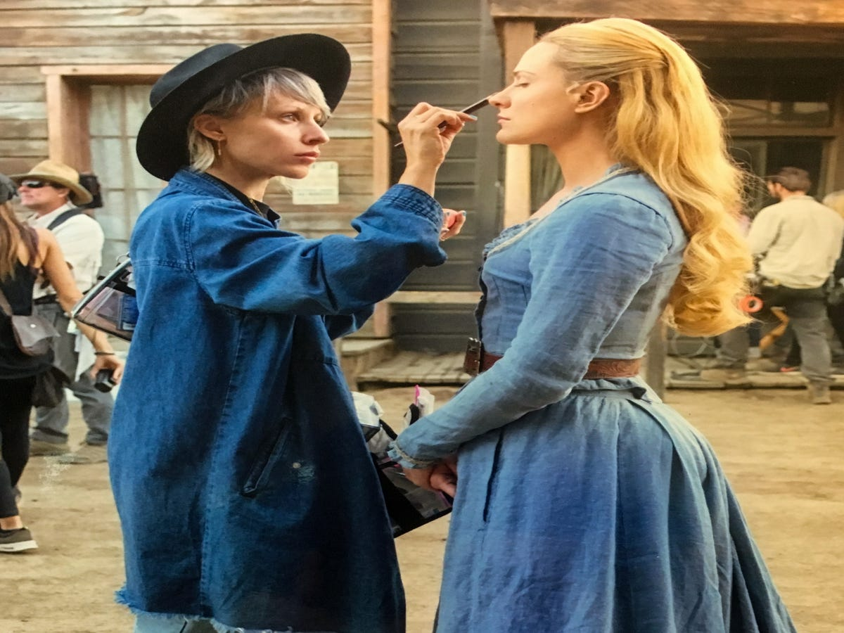 The Real Reason Dolores Always Looks So Perfect On Westworld