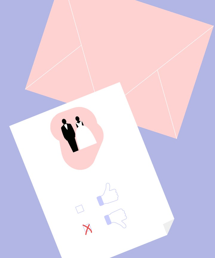 Digital Wedding Invitations Etiquette Is It Tacky