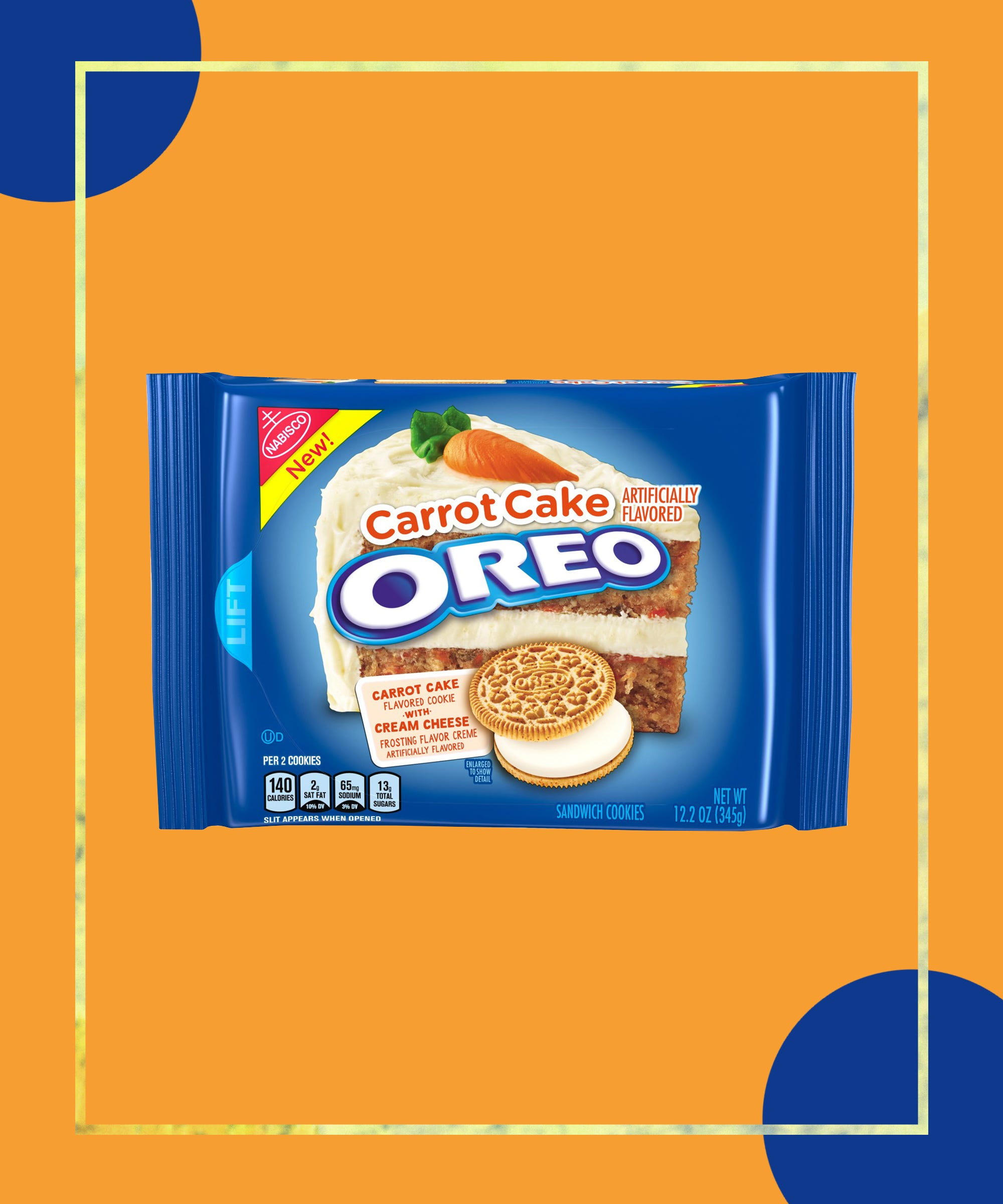 Carrot Cake Oreos Are Available At Target Walmart Now