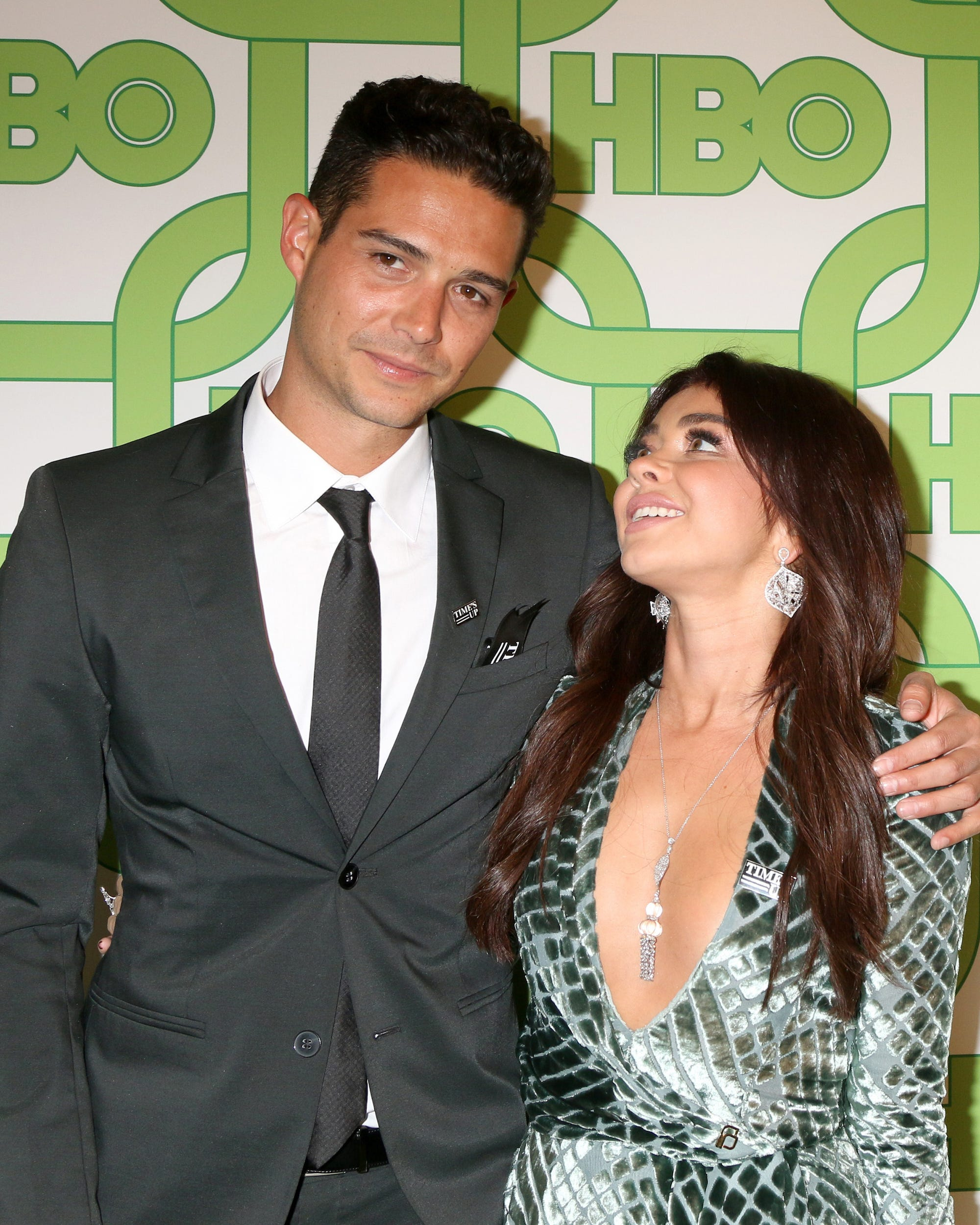 Sarah Hyland & Wells Adams Are Engaged