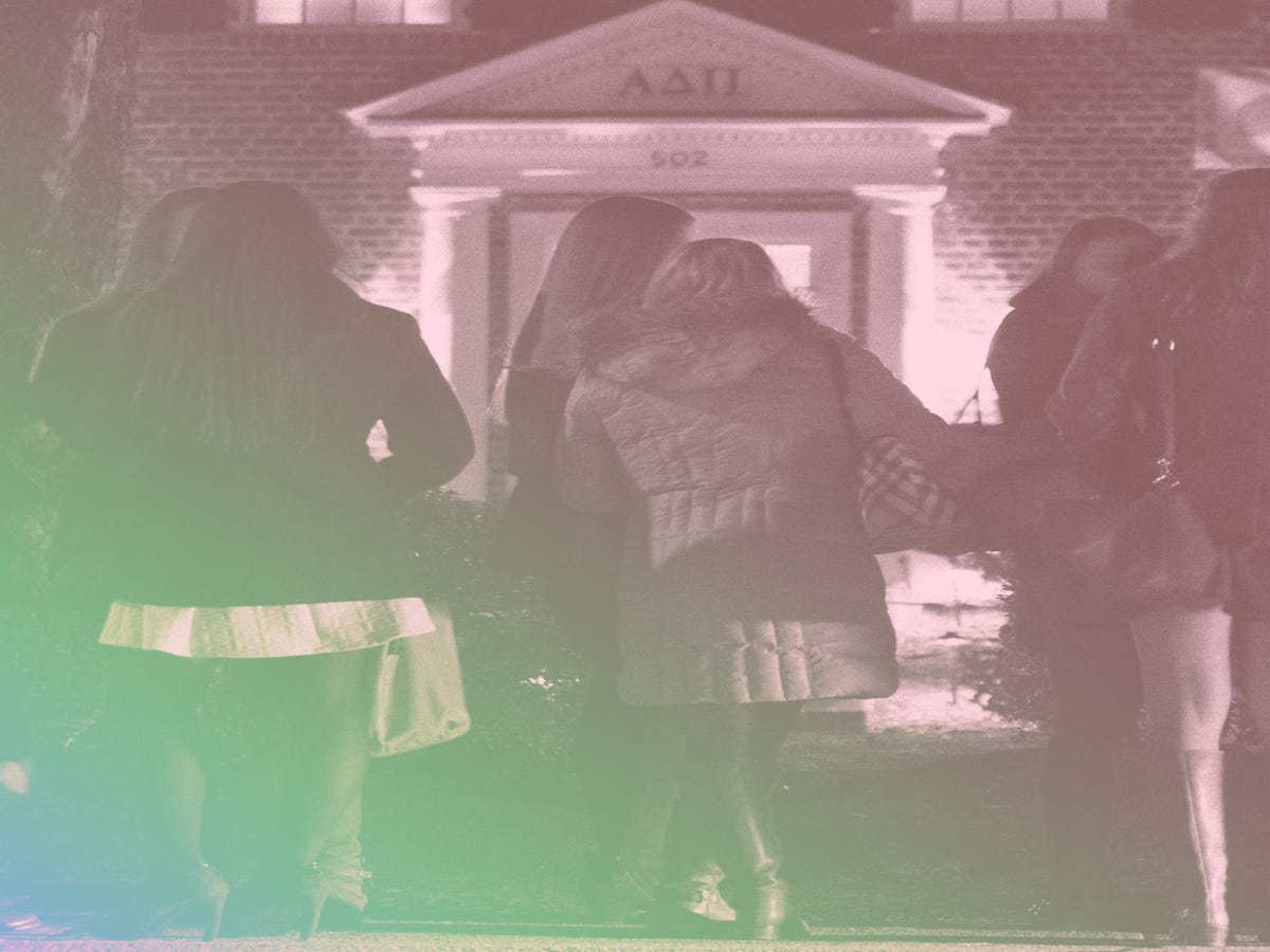 The Real Cost Of Rushing A Sorority
