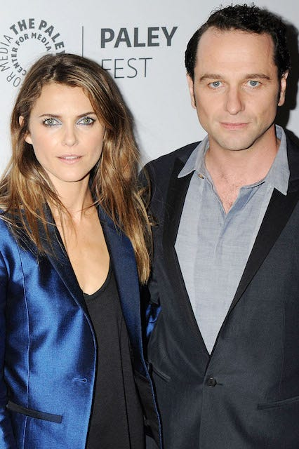 Matthew Rhys Keri Russell Talk About Filming Sex Scenes Together