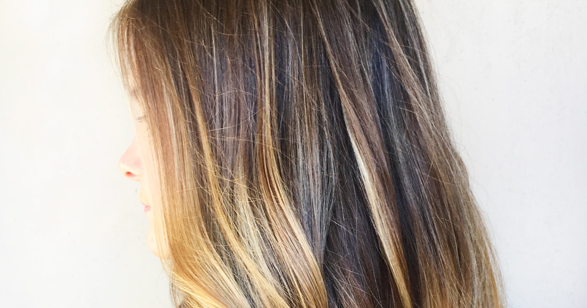 """Gloss Smudging"" Is L.A.'s Secret To Natural-Looking Hair Color"