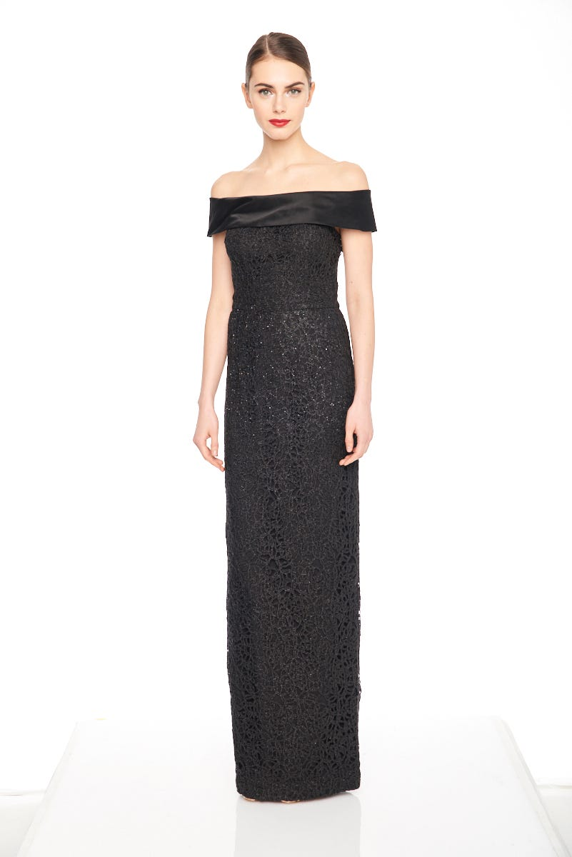 Karl Lagerfeld Paris Affordable Evening Gown Dresses