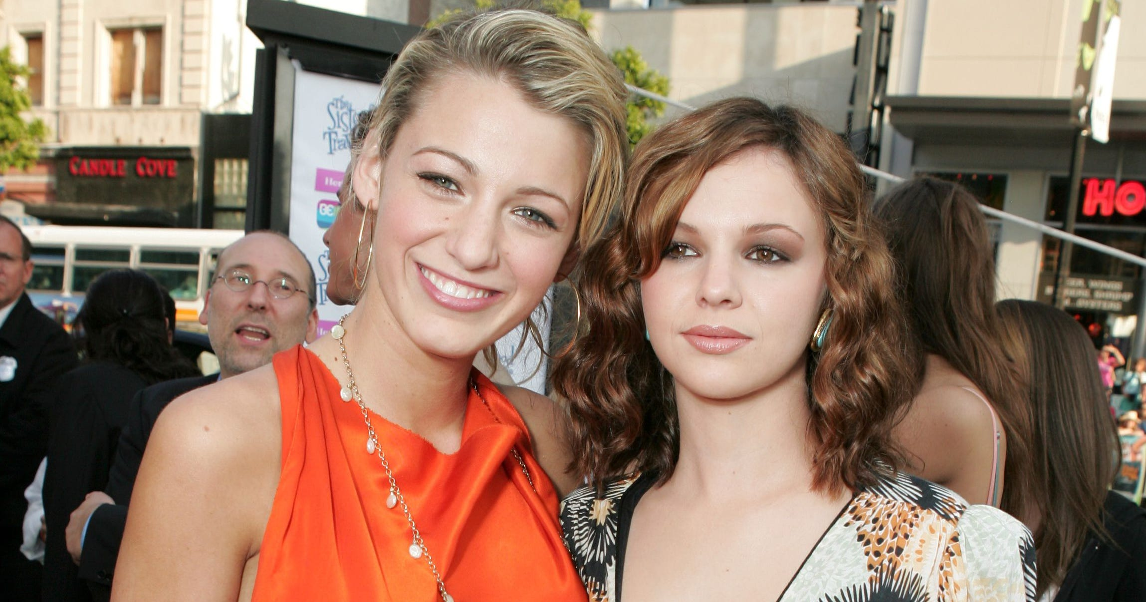 Blake Lively Instagram With Amber Tamblyn Pregnant
