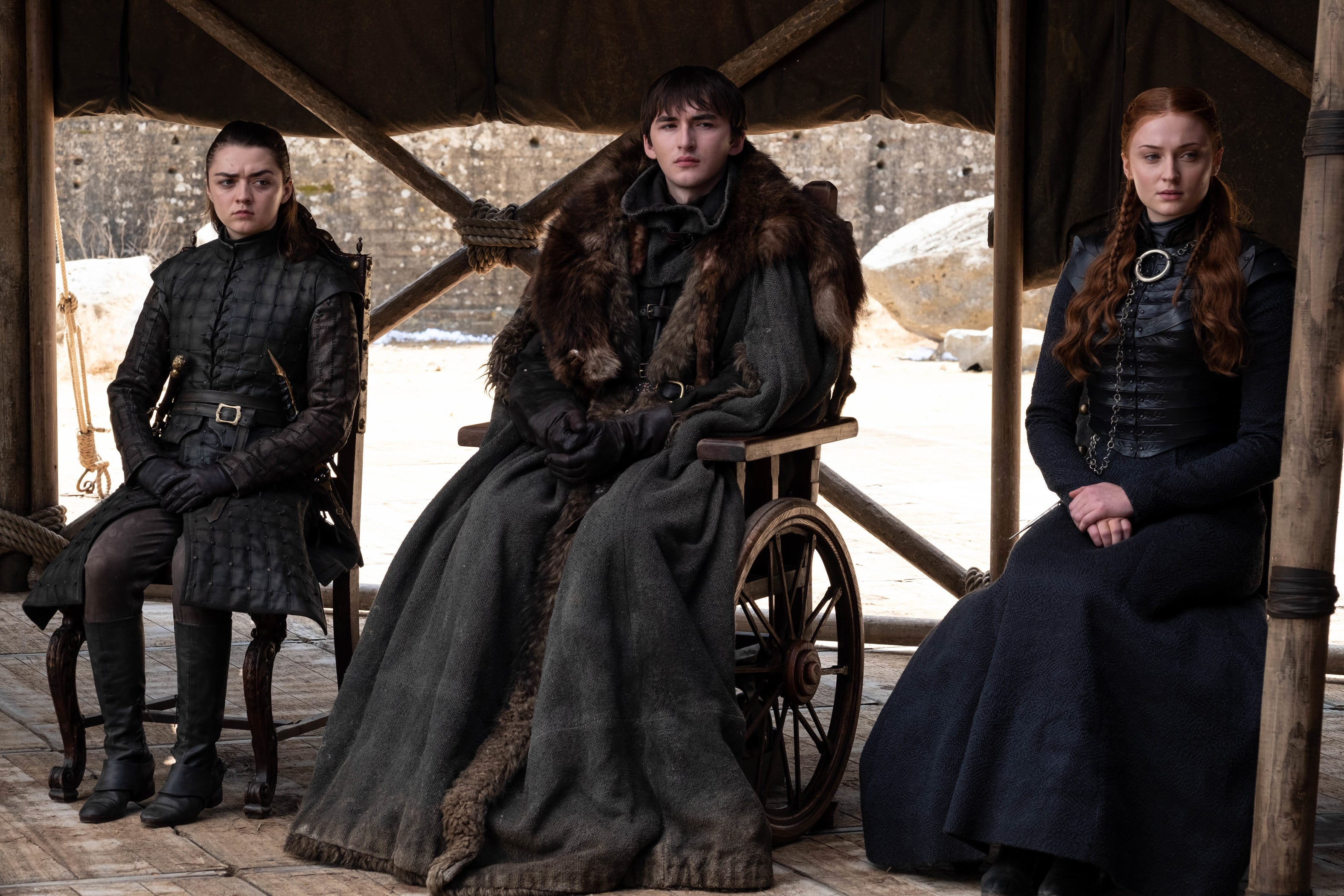 This Is How Game Of Thrones Ends For All Your Favourite Characters