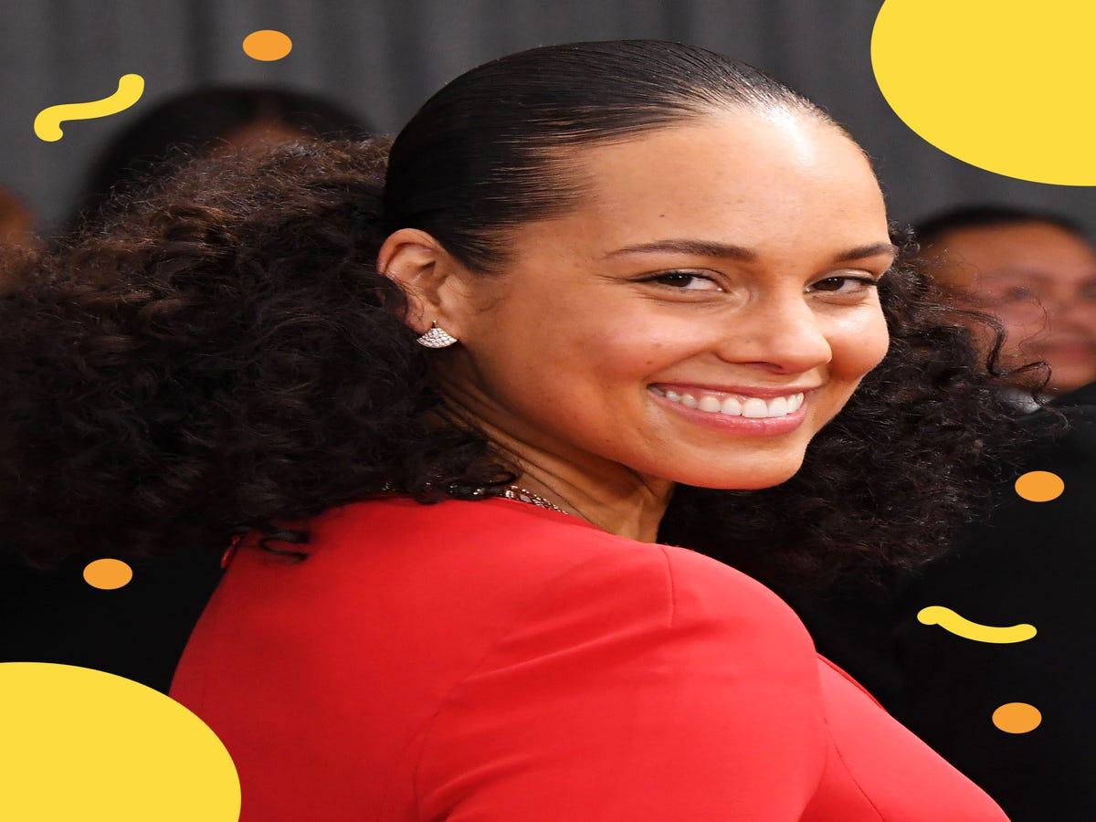 How To Nail  No-Makeup  Makeup — According To Alicia Keys  Artist