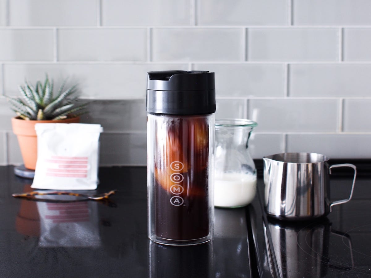 A Shop Guide For Making Iced-Coffee At Home (& Saving $$)