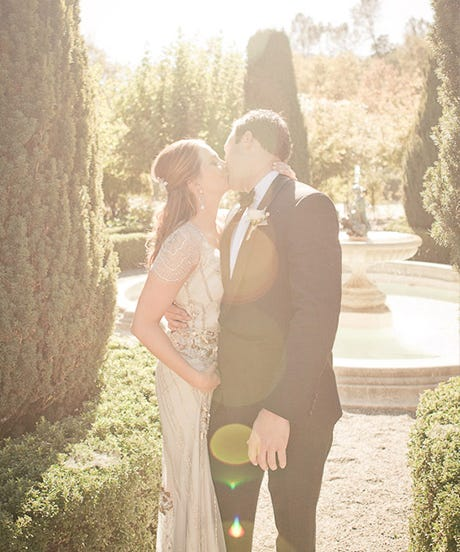 This Beautiful Wedding Was All About The Details