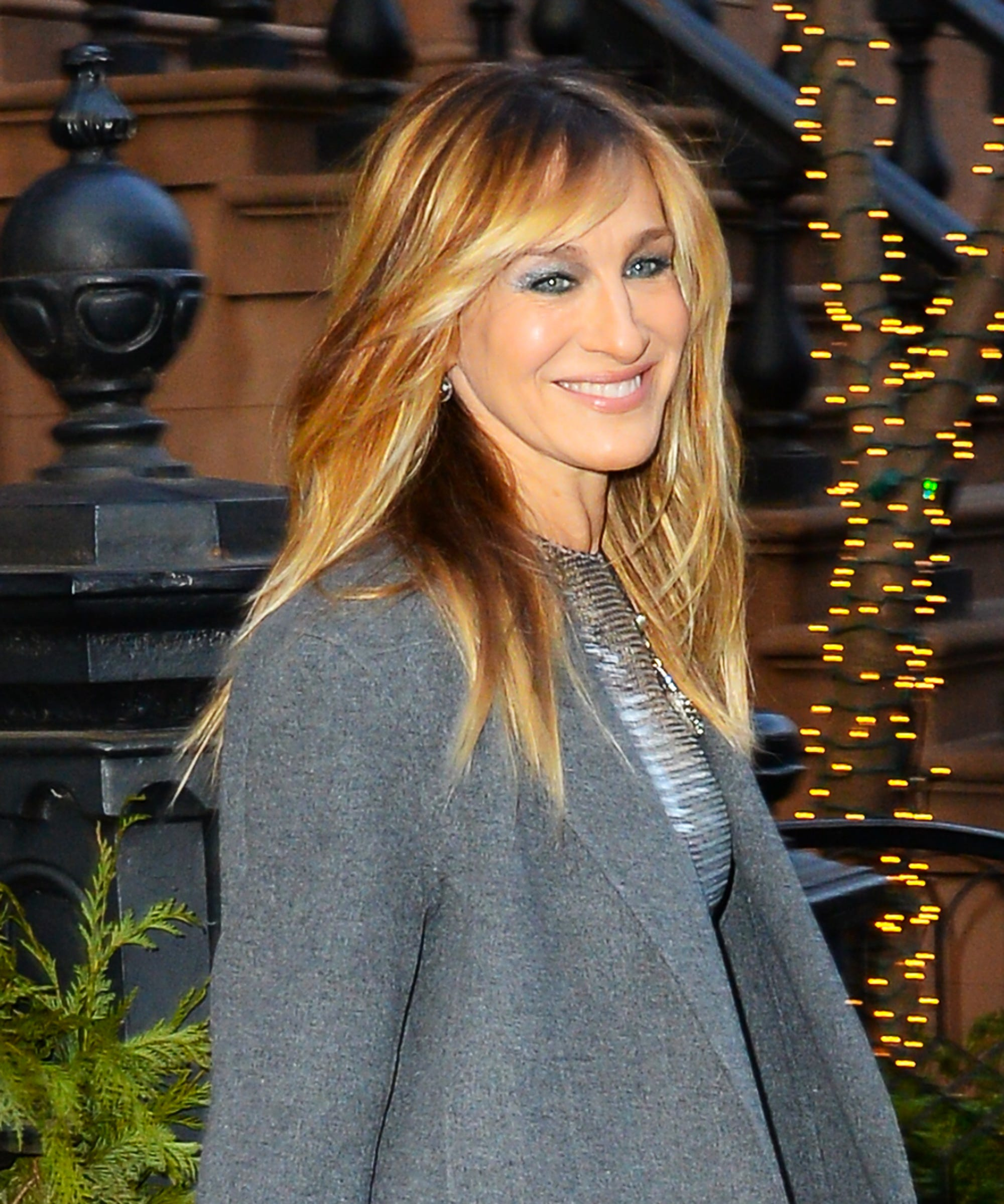 Sarah Jessica Parker's New Haircut Looks Familiar