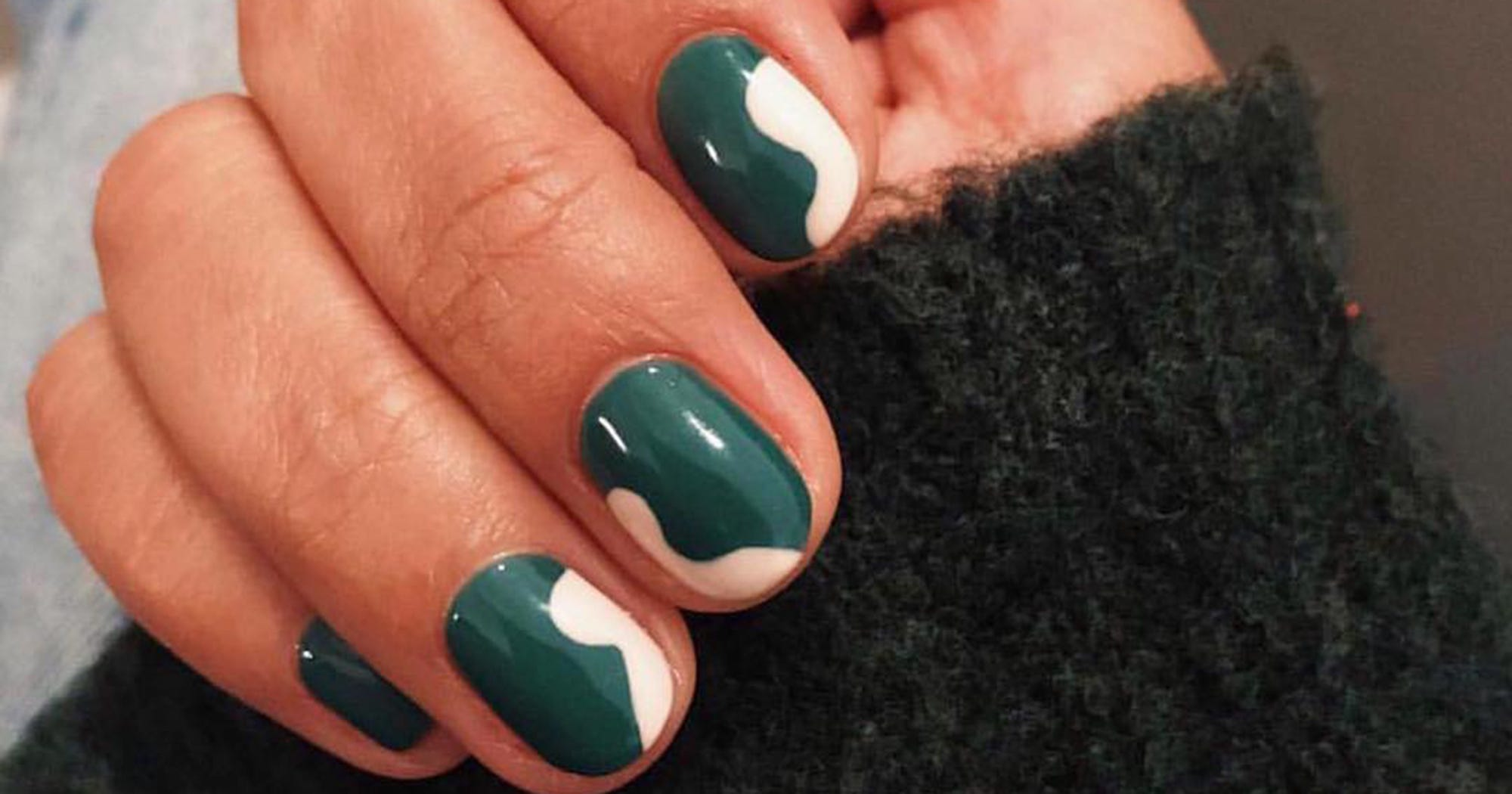 Best Green Nail Polish Shades To Wear All Year Long